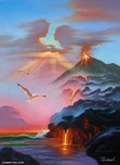 Jim Warren Fine Art Jim Warren Fine Art Love Hawaiian Style