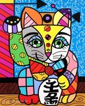 Romero Britto Art Romero Britto Art Lucky Charm (SN)