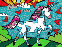 Romero Britto Art Romero Britto Art Magic (SN)