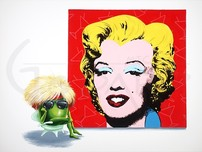 Michael Godard Art & Prints Michael Godard Art & Prints Marilyn (Warhol Series)
