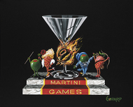 Godard Martini Art Godard Martini Art Martini Games (AP)