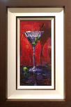 Michael Flohr Art Michael Flohr Art Martini Glow - Original (Framed)