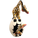 Carlos and Albert Carlos and Albert Maternal Giraffe Egg (Small)