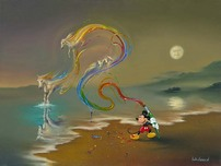 Jim Warren Fine Art Jim Warren Fine Art Mickey the Artist