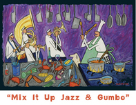 Matt Rinard Matt Rinard Mix It Up Jazz & Gumbo