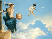 Michael Parkes Art Michael Parkes Art Moon Thief (Deluxe)
