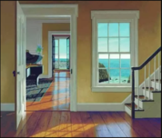 Edward Gordon Edward Gordon Music Room (Framed)