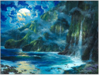 James Coleman Prints James Coleman Prints Napali Sanctuary (SN) (Small)