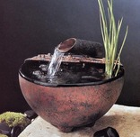 Nayer Kazemi - Water Art Nayer Kazemi - Water Art Nature Bowl #601 Fountain