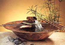 Nayer Kazemi - Water Art Nayer Kazemi - Water Art Nature Bowl #606 Fountain