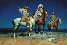 David Mann David Mann Night Signs