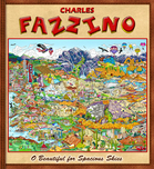 Charles Fazzino Charles Fazzino O Beautiful for Spacious Skies (Collector Edition Book)
