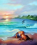 Jim Warren Fine Art Jim Warren Fine Art Ocean Dreams