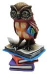 Carlos and Albert Carlos and Albert Book Club Owl (Mini)