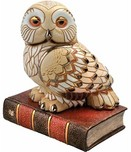 De Rosa De Rosa Owl on Book