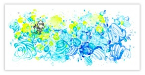Tom Everhart prints Tom Everhart prints Partly Cloudy 6:00 Morning Fly