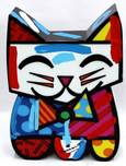 Romero Britto Art Romero Britto Art Party Time