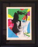 James Gill James Gill Paul Newman (Framed)