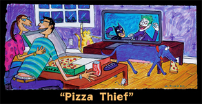 Matt Rinard Matt Rinard Pizza Thief