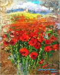 James Coleman Prints James Coleman Prints Poppy Impressions (SN)