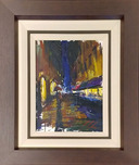 Michael Flohr Art Michael Flohr Art Rain and Romance - Original (Framed)