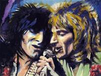 Ronnie Wood Ronnie Wood Ronnie and Rod