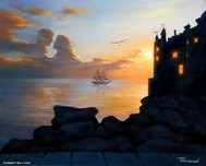 Jim Warren Fine Art Jim Warren Fine Art Romantic Seas