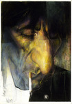 Kruger Fine Art Kruger Fine Art Woody - Ronnie Wood (Original Painting)