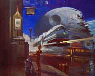 Artist James Coleman Artist James Coleman The Droids' Discovery