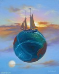 Jim Warren Fine Art Jim Warren Fine Art Sail The World