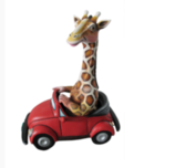Carlos and Albert Carlos and Albert Giraffe in Beetle - Joyride