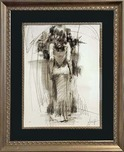Henry Asencio Art Henry Asencio Art Seduction - Paper (Framed)