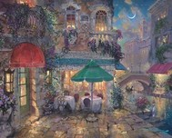 Artist James Coleman Artist James Coleman Sera Romantica (Romantic Evening)