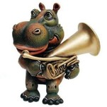 Carlos and Albert Carlos and Albert Hippo the Tuba Player