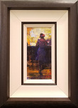 Michael Flohr Art Michael Flohr Art Shaken Not Stirred - Original (Framed)
