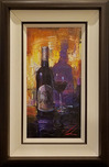 Michael Flohr Art Michael Flohr Art Silver Linings - Original (Framed)