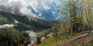 Phillip Philbeck Phillip Philbeck Springtime in the Tetons (Grande Edition)