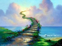 Jim Warren Fine Art Jim Warren Fine Art Stairway To Heaven