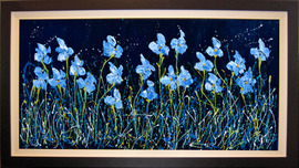 Gloria Lee Gloria Lee Starry Light (Framed)