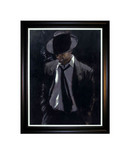Fabian Perez Fabian Perez Man in Black Suit III