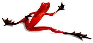 Frogman - Tim Cotterill Frogman - Tim Cotterill Steppin' Out II (Red)