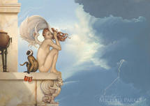 Michael Parkes Art Michael Parkes Art Summer Storm