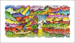 Tom Everhart prints Tom Everhart prints Super Fly