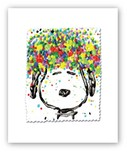 Tom Everhart prints Tom Everhart prints Tahitian Hipster II