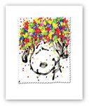 Tom Everhart prints Tom Everhart prints Tahitian Hipster IV