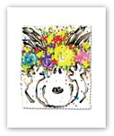 Tom Everhart prints Tom Everhart prints Tahitian Hipster V