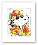 Tom Everhart prints Tom Everhart prints Tahitian Hipster VI