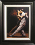 perez tango perez tango Tango in Paris (Framed)