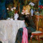 Michael and Inessa Garmash Michael and Inessa Garmash Teatime Daydreams (Deluxe)