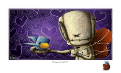 Fabio Napoleoni Fabio Napoleoni The Biggest Gift of All (SN) - Framed